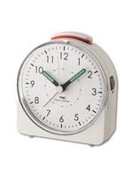 Klokkendiscounter Wekker Design model in wit