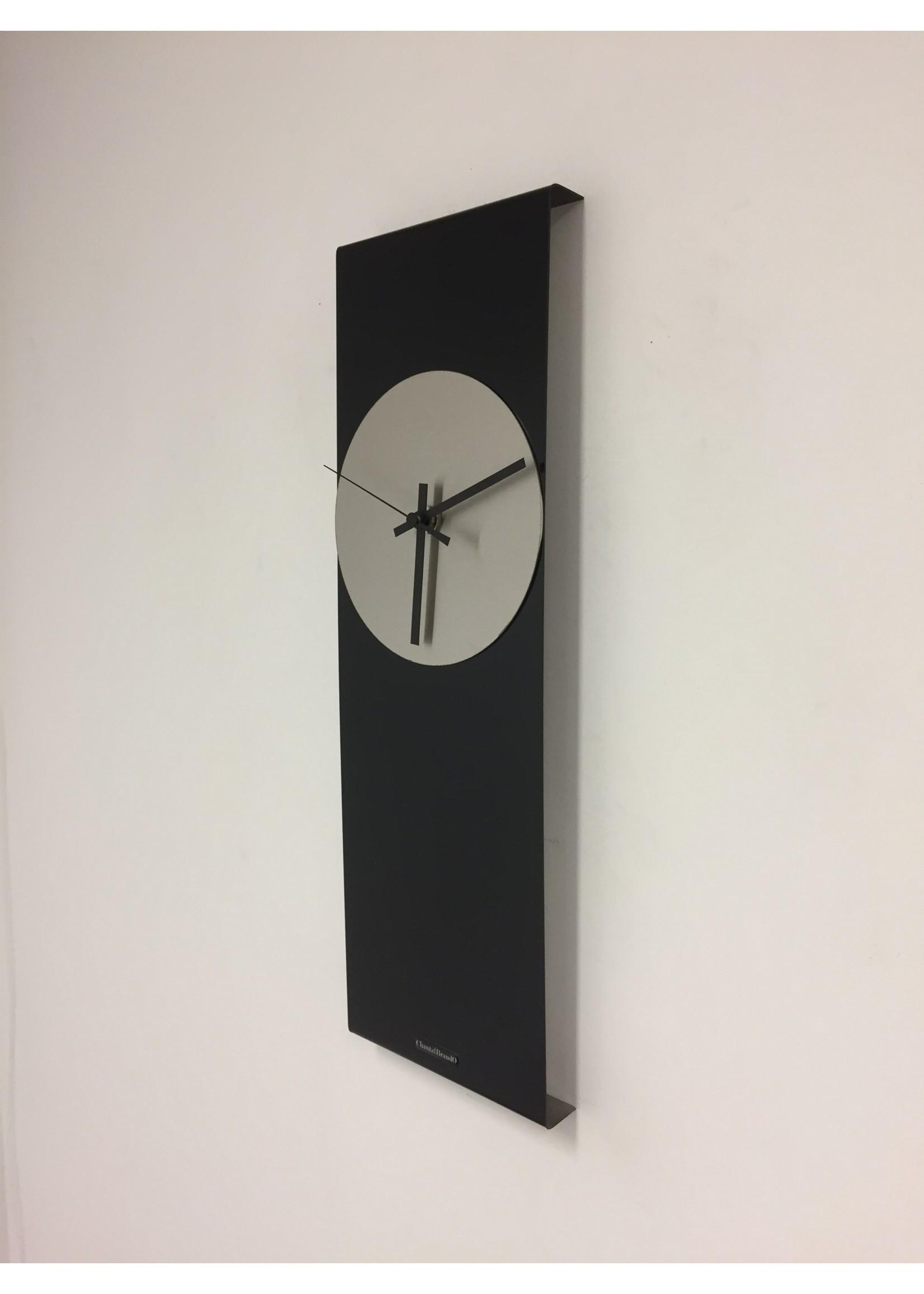 Klokkendiscounter Wandklok LaBrand Export Design Black I