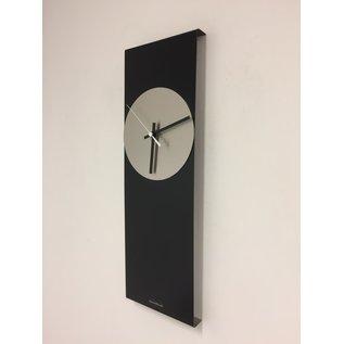 Klokkendiscounter Wanduhr LaBrand Export Design Black & White Pointer