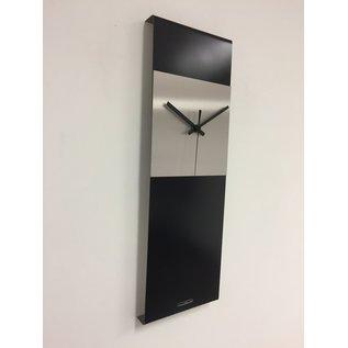 Klokkendiscounter Wandklok LaBrand Export Design Black II