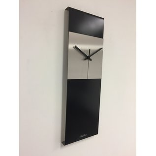 Klokkendiscounter Wanduhr LaBrand Export Design Black II