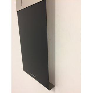 ChantalBrandO Wandklok LaBrand Export Design Black II