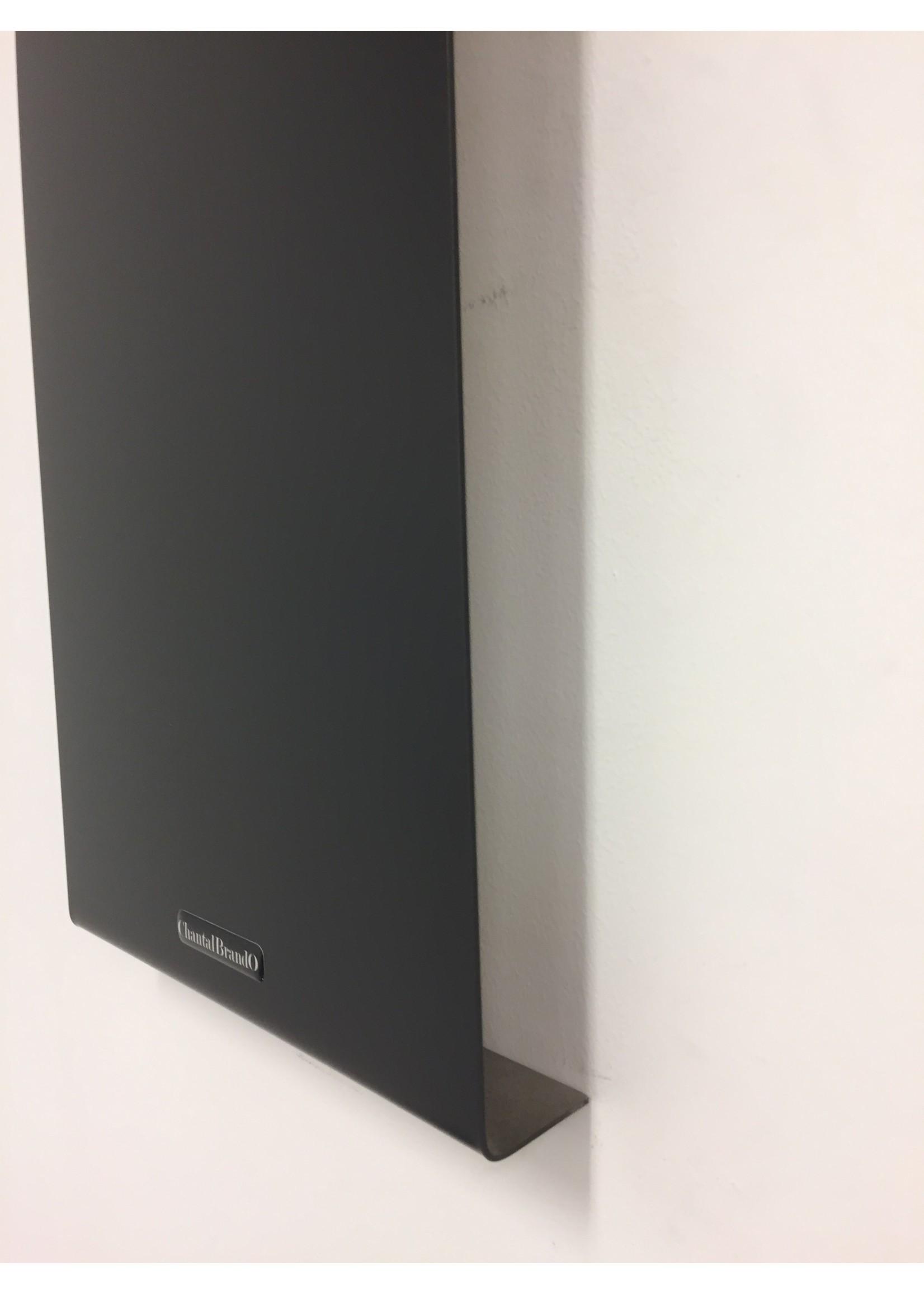 Klokkendiscounter Wandklok LaBrand Export Design Black & White Pointer Modern Dutch Design