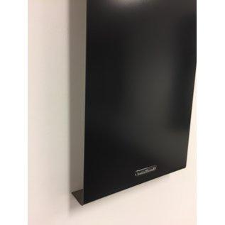 Klokkendiscounter Wandklok LaBrand Export Design Black & White Pointer Modern Design