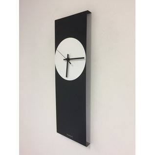 Klokkendiscounter Wandklok LaBrand Export Line Black & White Modern Design