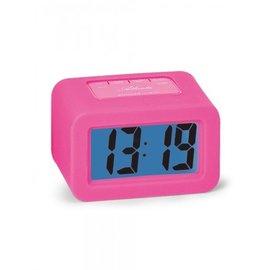 Atlanta Clock CUBE stieg modernes Design