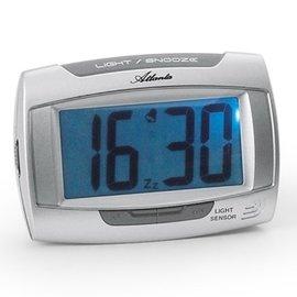 Atlanta SENSOR Uhr modernes Design Silber