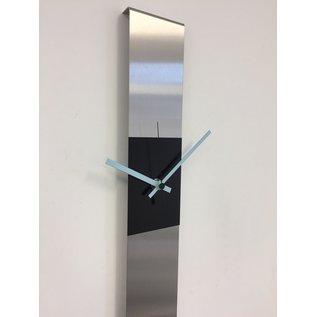 Klokkendiscounter Wanduhr SUMMIT DUTCH DESIGN BLACK & BLUE