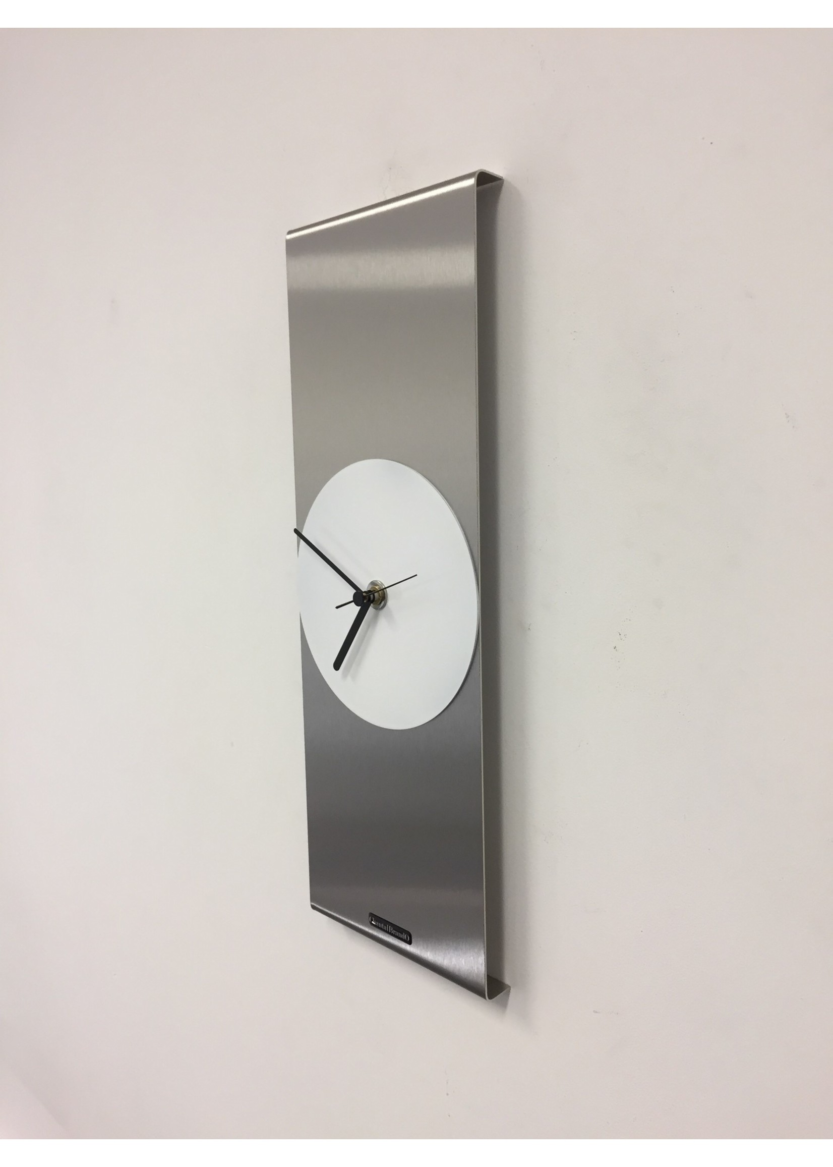 Klokkendiscounter Wandklok ORION WIT MODERN DESIGN CP