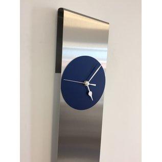 Klokkendiscounter Wanduhr BLUE Sky Scraper Moderne Dutch Design