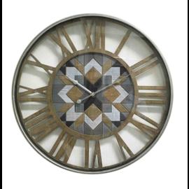 Klokkendiscounter Wanduhr MOSAIC Moderne Industrial Design