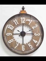 Klokkendiscounter Wandklok OLD CLOCK Modern Industrieel Design