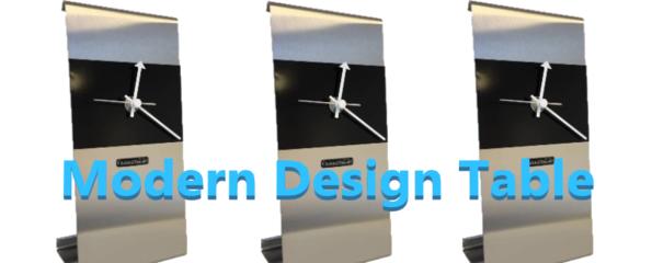 Moderne Design tafelklokken