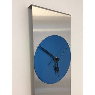 ChantalBrandO Wandklok ChantalBrando Cassiopeia ARTIC BLUE II modern design