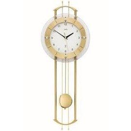 AMS Wandklok GOLD design