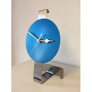 ChantalBrandO Tafelklok ARTIC BLUE SPIRIT MODERN DUTCH DESIGN