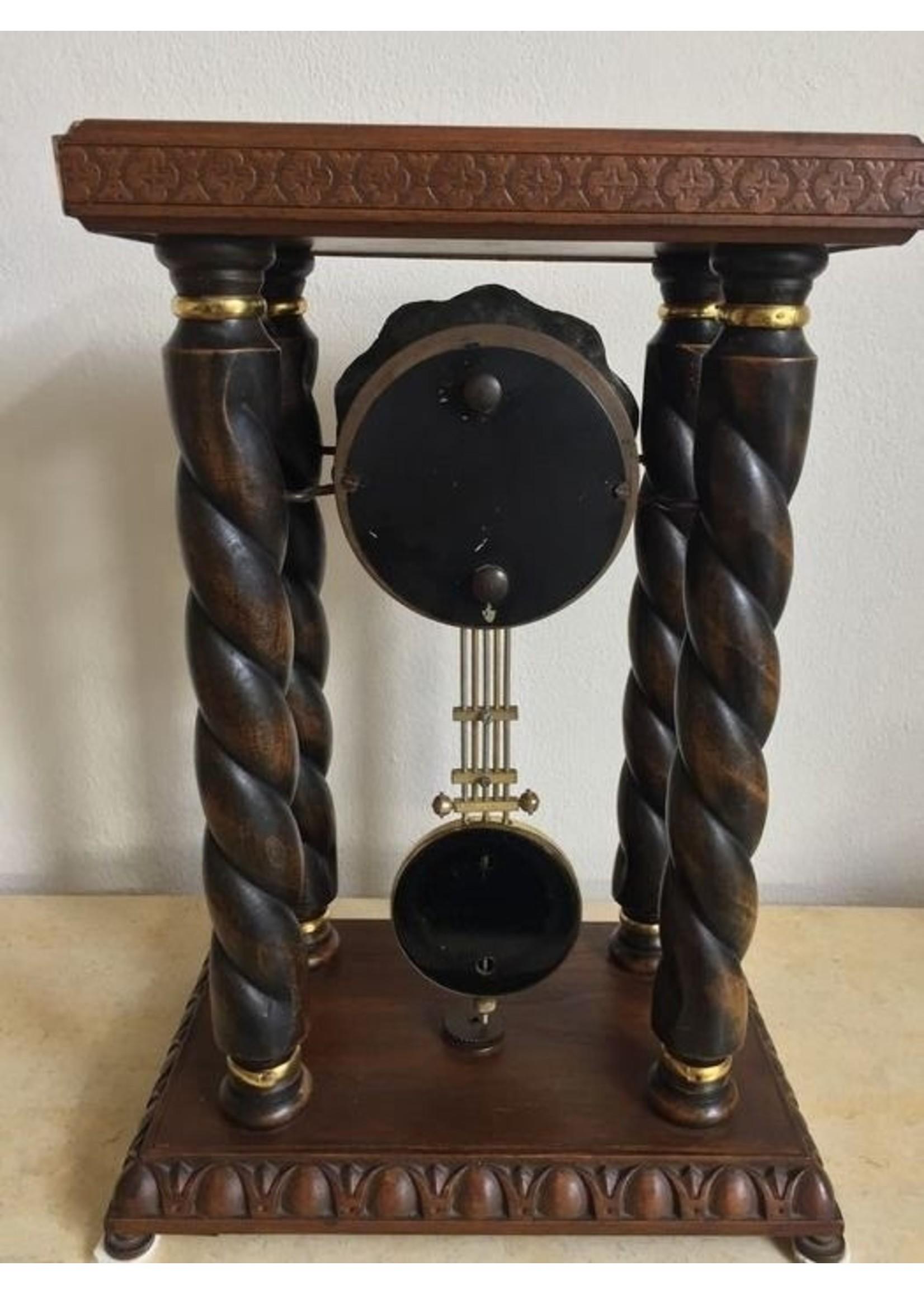 NiceTime Franse Kolom Pendule 1855 Japy Freres