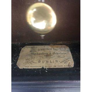 NiceTime USA Antieke klok Seth Thomas - Hout, Mahonie