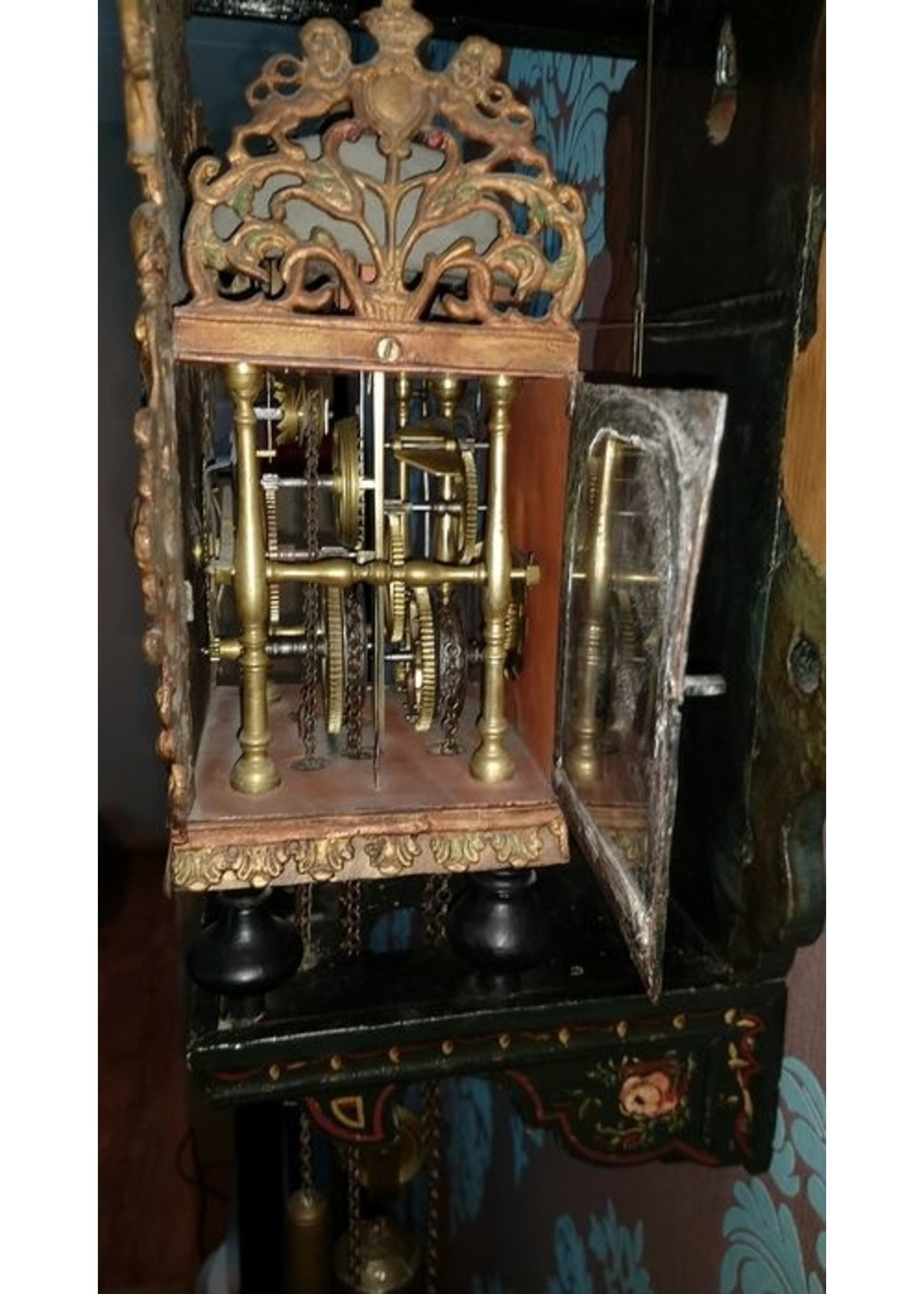 NiceTime Friese stoelklok 1750