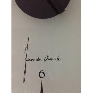 NiceTime Jan Des Bouvrie wandklok modern design
