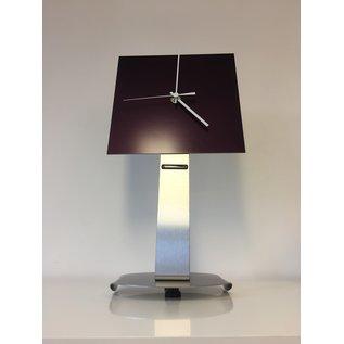 ChantalBrandO Tafelklok Rock Around The Clock Modern Design SQ