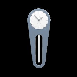 Callea Callea Italian Design Wandklok Pendulum wandklok SALLY BLUE