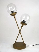 Tafellamp modern design DOUBLE LIGHT