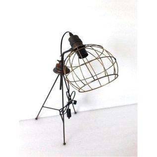 Saramax Tafel lamp Modern Vintage Design GLOBE