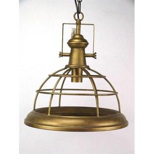 Saramax Hanglamp CAGE Modern Design Metaal