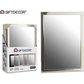 NiceTime Wandspiegel wit Modern Design - Copy