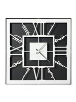 Arti & Mestieri Orologio da muro di design Tauro
