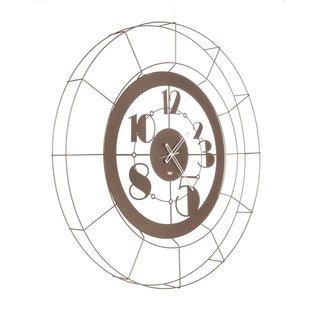 Arti & Mestieri Wandklok MODERN ITALIAN DESIGN piccolo con numeri vintage Teodoro