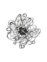 "Arti & Mestieri Wandklok MODERN ITALIAN DESIGN ""Doodle"""