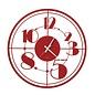 """Arti & Mestieri 0OR3479C75 - WALL CLOCK TEO RED<p id=""""tw-target-text"""" class=""""tw-data-text tw-text-large XcVN5d tw-ta"""" dir=""""ltr"""" data-placeholder=""""Vertaling""""><span lang=""""nl"""">Wandklok met cijfers geschreven in een retro lettertype. Minimaal ontwerp. Verkrijgbaar in drie kl"""