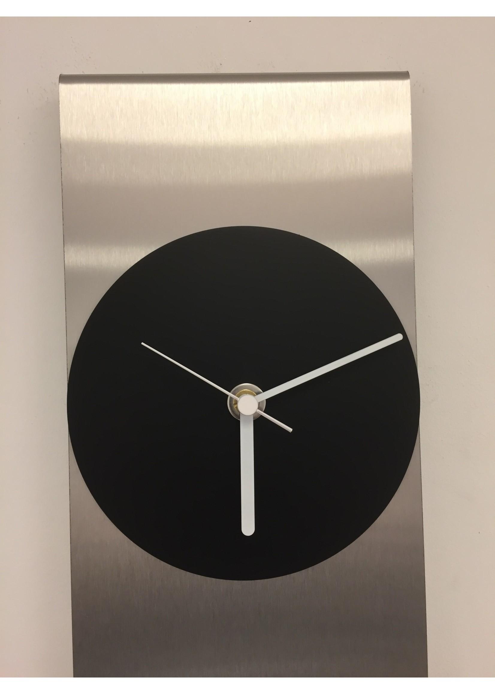 Klokkendiscounter Wandklok ORION BLACK Modern Design