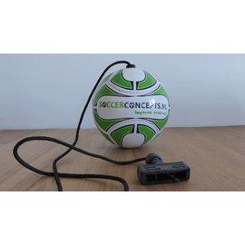 Mini  Voetbal Bal: Kleine voetbal aan een koord voor eindeloze training van de techniek Taktisport