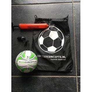 Rugzak voetbal 35x45cm