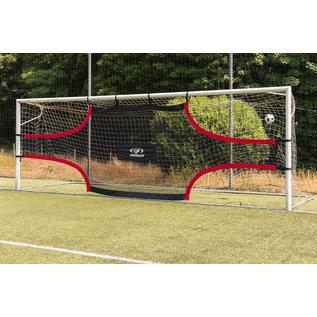 Taktisport  Goalshot 7mx2m: Professionele doelwand met 4 open zones