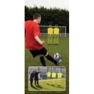 Diamond Football Vrijetrappop voor kunstgrasvelden inclusief verzwaarde voet