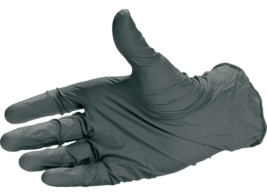 CS Nitril Hand Premium Schwarz S, M, L