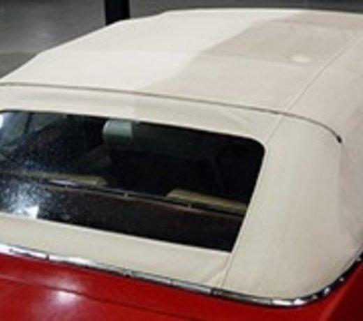 Cabrio-Verdeckpflege