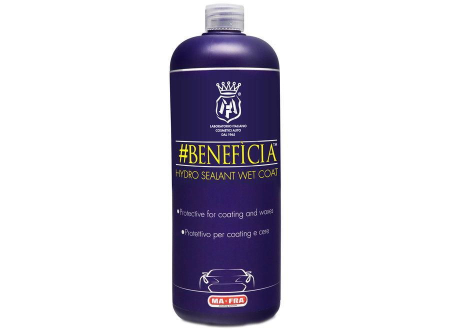 #Beneficia Wet Coat