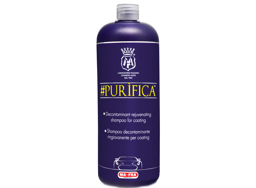 #Purifica  Dekontamination-Shampoo