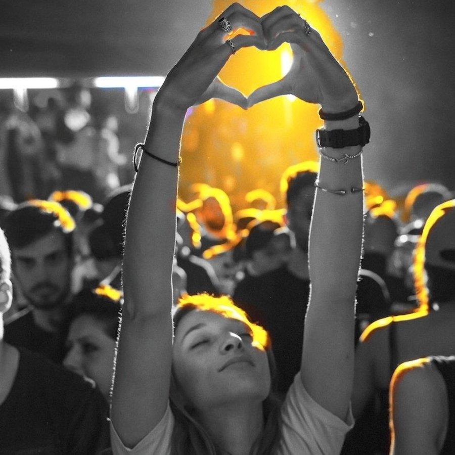 Tanz Ganz Gepflegt in die Nacht Hinein