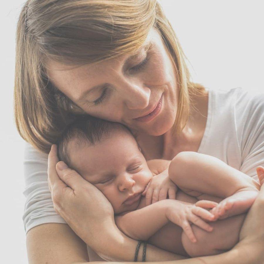 Hautpflegeprodukte für Mama und Baby