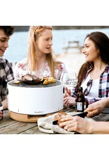 BergHoff. Outdoor tafel BBQ wit