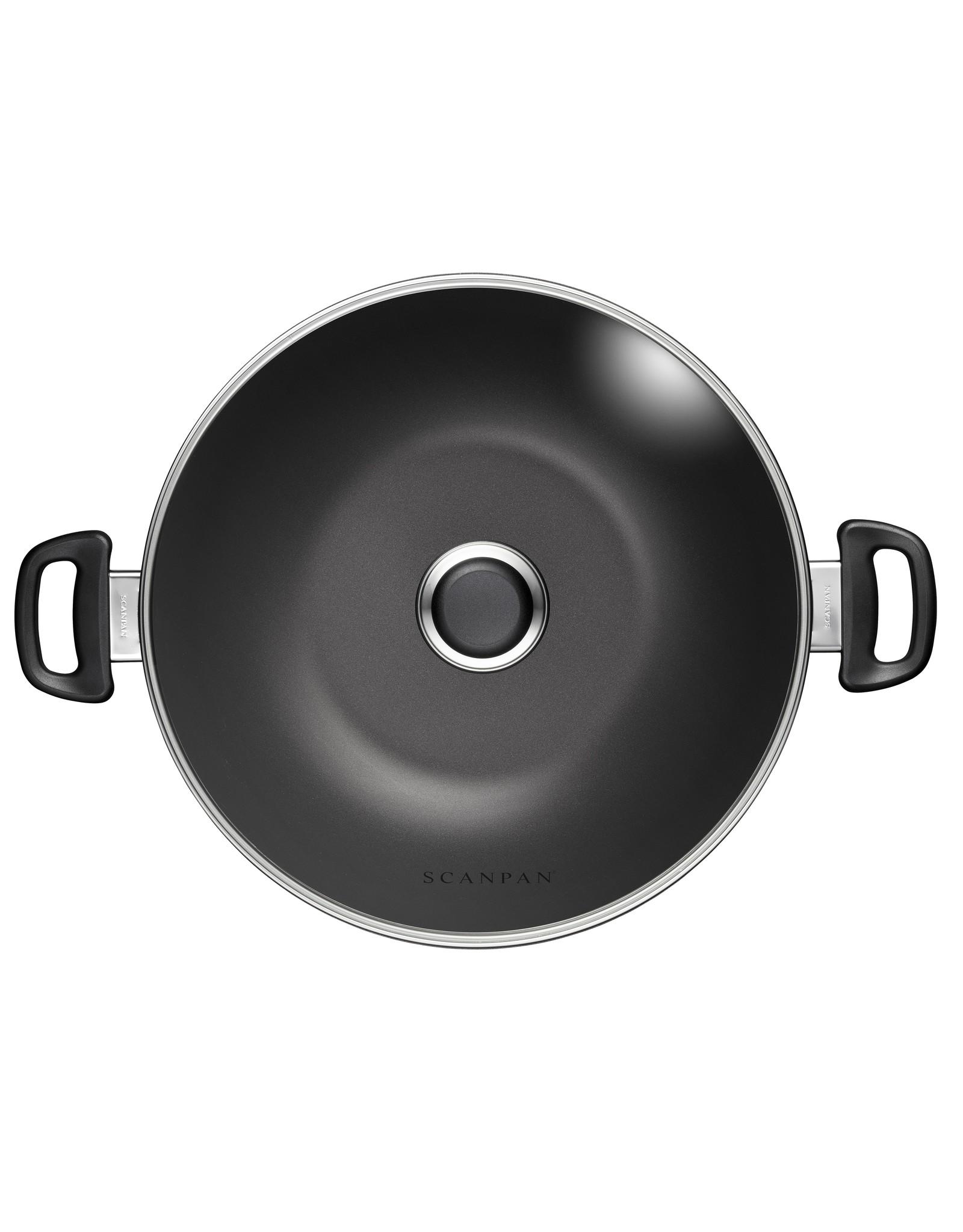 Scanpan Scanpan. 7,5 l/32 cm chefpan met deksel - Classic I