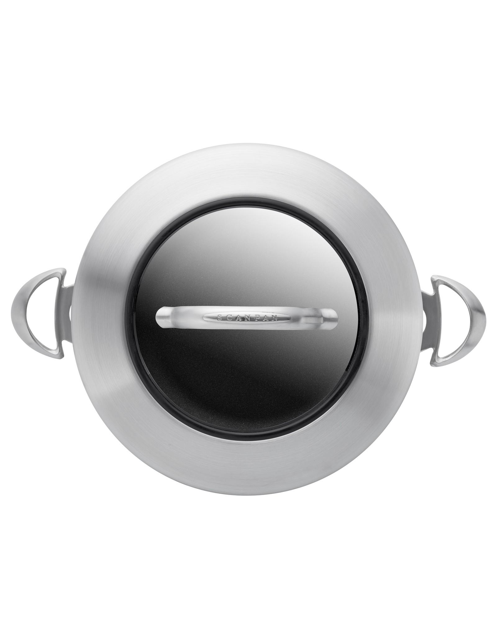 Scanpan Scanpan. 4,8 l/32 cm sauteerpan met deksel - CTX