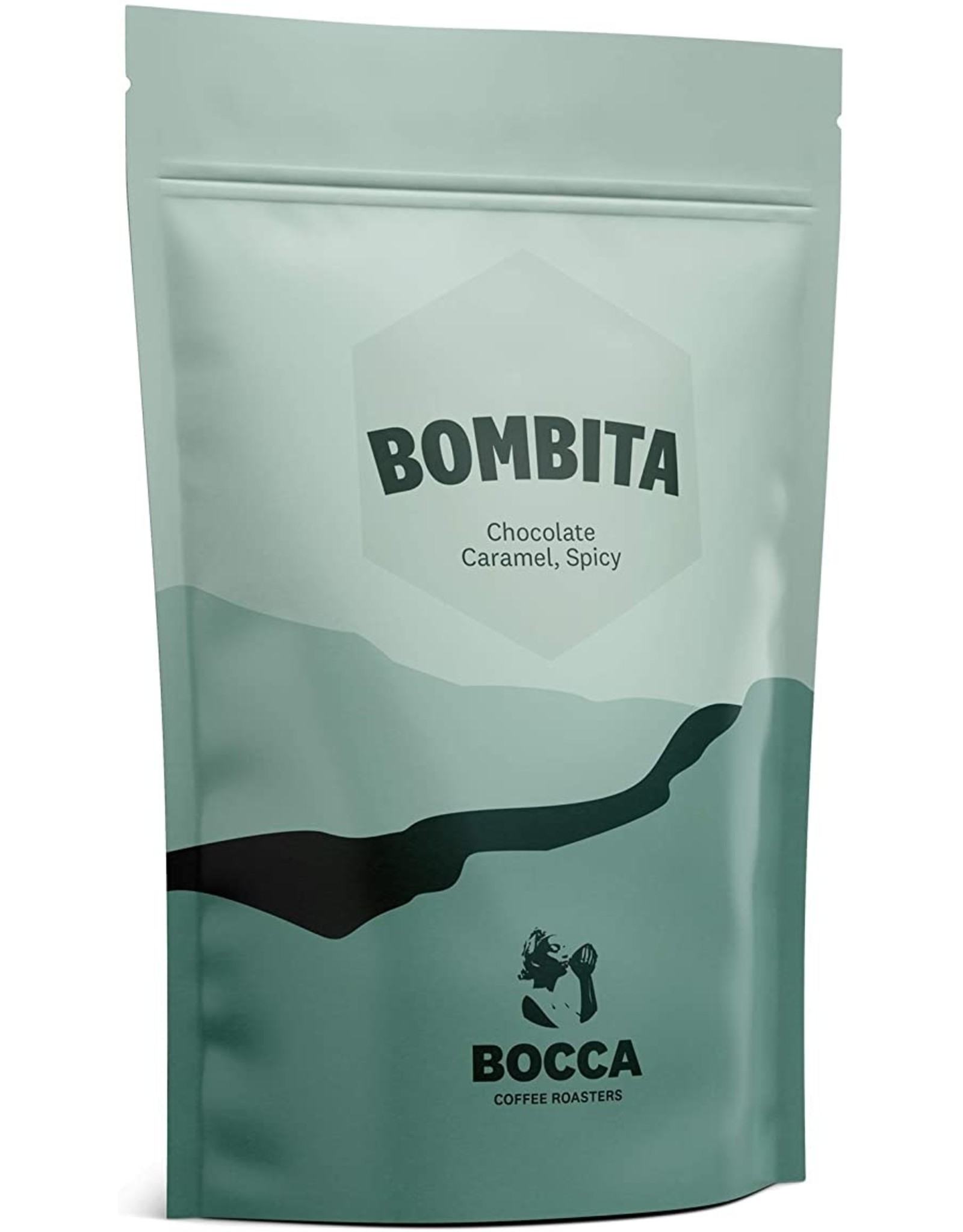 Bocca koffie. 250 g. Bombita