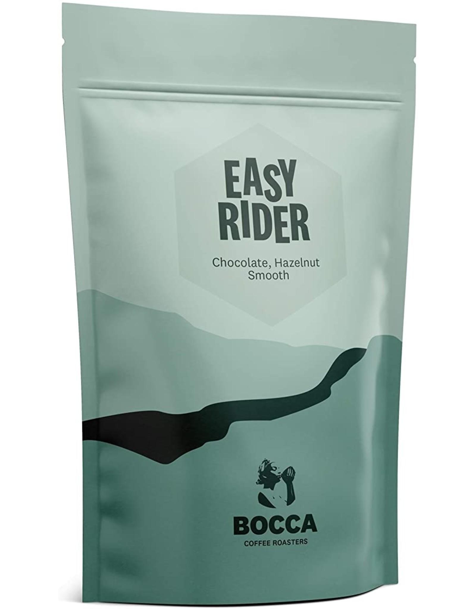 Bocca koffie. 250 g. Easy rider.
